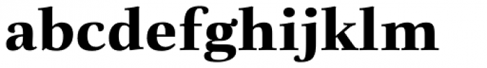 Really No 2 W1G ExtraBold Font LOWERCASE