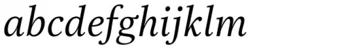 Really No 2 W1G Italic Font LOWERCASE