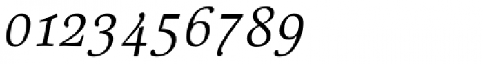 Really No 2 W1G Light Italic Font OTHER CHARS