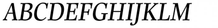 Really No 2 W1G Medium Italic Font UPPERCASE