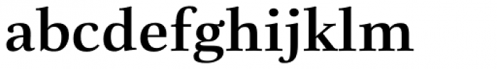 Really No 2 W1G SemiBold Font LOWERCASE