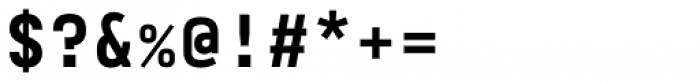 Realtime Black Font OTHER CHARS