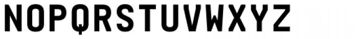 Realtime Black Font UPPERCASE