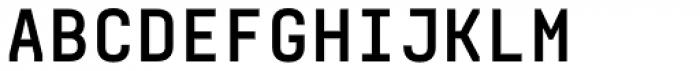 Realtime Bold Font UPPERCASE