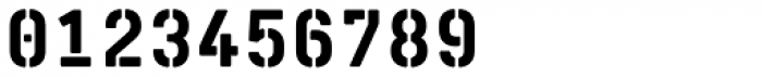 Realtime Stencil Rounded Black Font OTHER CHARS
