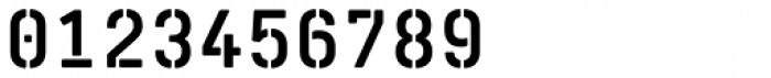 Realtime Stencil Rounded Bold Font OTHER CHARS