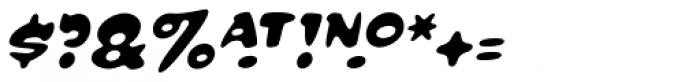 Reasonist Medium Italic Font OTHER CHARS