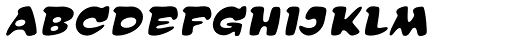 Reasonist Medium Italic Font LOWERCASE