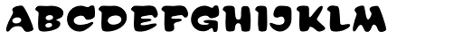 Reasonist Medium Font LOWERCASE