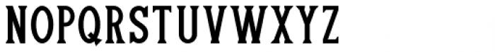 Rebel Four Regular Font LOWERCASE
