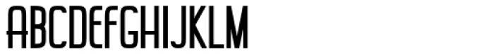 Rebista Bold Font UPPERCASE
