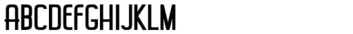 Rebista Bold Font LOWERCASE