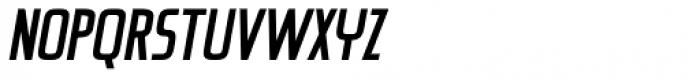 Rebista Extra Bold Italic Font LOWERCASE