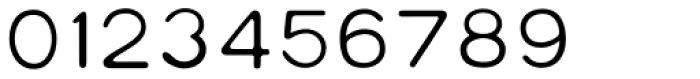 Rebound Light Font OTHER CHARS