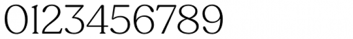 Recoleta Alt Light Font OTHER CHARS