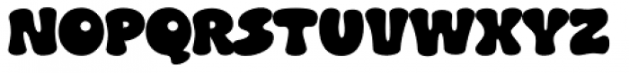Red Dawg Font LOWERCASE