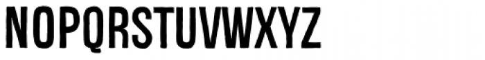 Redgar Clean Font UPPERCASE
