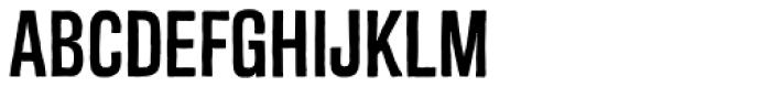 Redgar Clean Font LOWERCASE