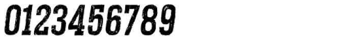Redgar Slab Italic Font OTHER CHARS