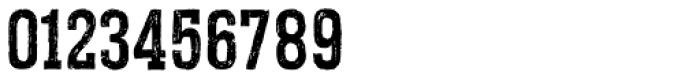 Redgar Slab Font OTHER CHARS