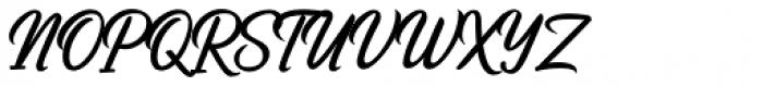 Redotika Regular Font UPPERCASE