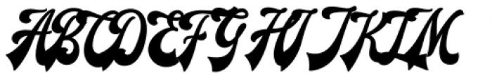 Redoura Bold Font UPPERCASE