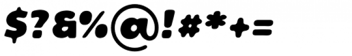 Reeler Font OTHER CHARS