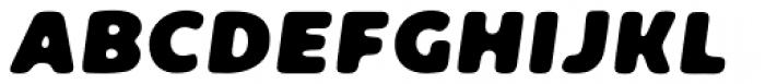 Reeler Font UPPERCASE