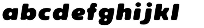 Reeler Font LOWERCASE