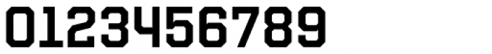 Refinery 55 Semi Bold Font OTHER CHARS