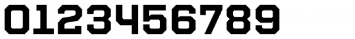 Refinery 75 Bold Font OTHER CHARS