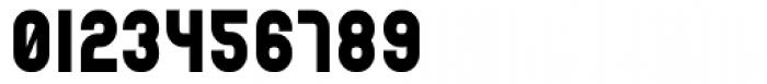 Reflex Black Font OTHER CHARS