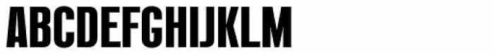 Reforma Grotesk Bold Font UPPERCASE