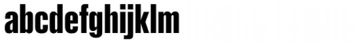 Reforma Grotesk Bold Font LOWERCASE