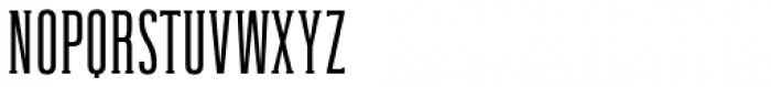 Reformer Serif Semi Bold Font UPPERCASE