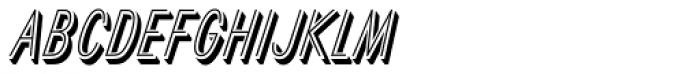 Refracta Std Font UPPERCASE