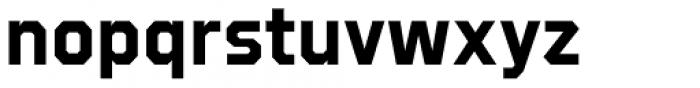 Refuel Bold Font LOWERCASE
