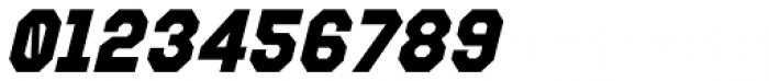 Refuel ExtraBold Italic Font OTHER CHARS
