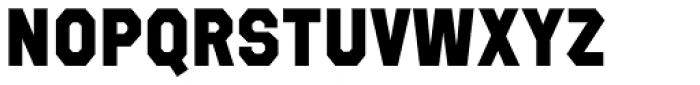 Refuel ExtraBold Font UPPERCASE