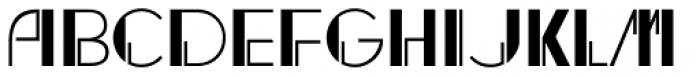 Regal Suite JNL Font LOWERCASE