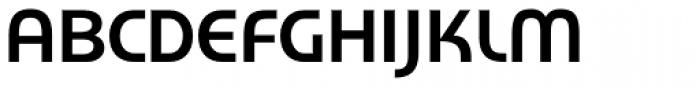 Regalo Light Font UPPERCASE
