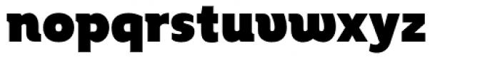Regan Alt Ultra Font LOWERCASE