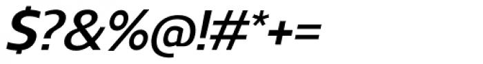 Regan Bold Italic Font OTHER CHARS