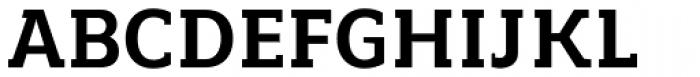 Regan Slab Bold Font UPPERCASE