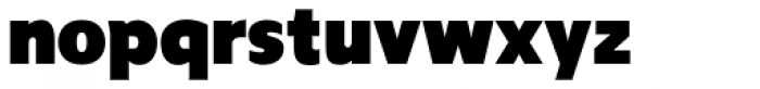 Regan Ultra Font LOWERCASE