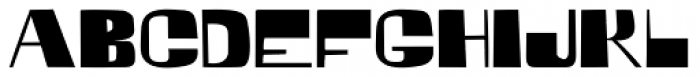 Regato Font UPPERCASE
