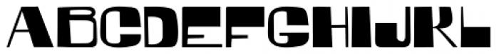 Regato Font LOWERCASE