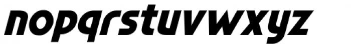 Regeneration Italic Font LOWERCASE