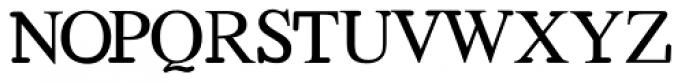 Regeneration X Font UPPERCASE