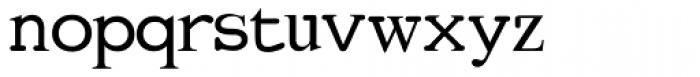 Regeneration X Font LOWERCASE